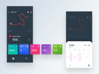 Panda Health Tracking App