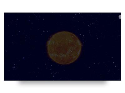 Solar System Web Concept Animation