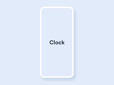 Skeuomorph Clock App - Prototype free download freebie prototype visual trending ui trending mobile app design app gif clean app design ui animation skeumorphic animation skeuomorphic app skeumorphism skeuomorph clock figma alarm