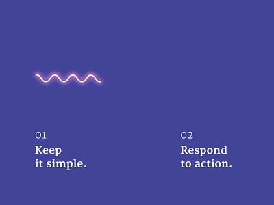 Playing with Senses illustration animation product sense haptic motion immersive