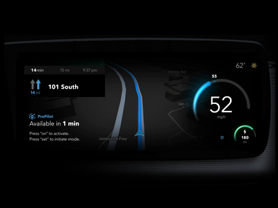 Autonomous Mode dashboard brand vehicles autonomous cars video nissan motion ui