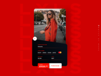 Daily UI challenge #002 — Checkout