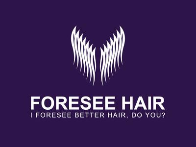 foresee hair design logo
