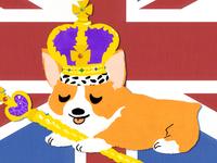 Crown Corgi