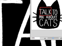 Talk to Me About Cats