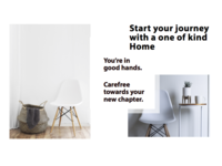 Styleframe Real Estate, Housing Webpage Component