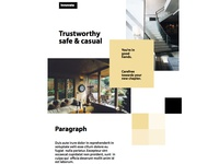 Housing Website UI Concept Styleframe