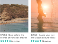 Travel Booking Site Frames concept design