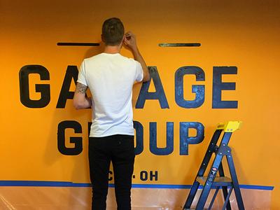 The Garage Group Wordmark