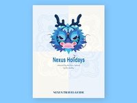 Nexus Holiday Brochure Cover
