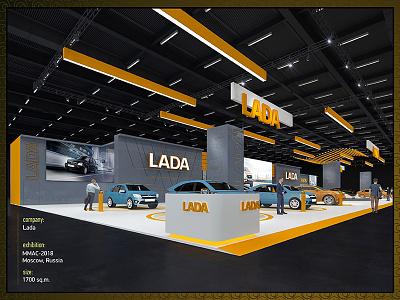 LADA exhibit designer exhibit design exhibition booth design exhibition stand design lada exhibition stand designer exhibition