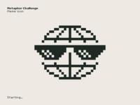 Meme Icon (Metaphor Challenge)