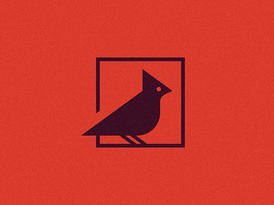 Morning Visit logoinspiration logo design design brand branding triangles icon symbol mark logomark geometry geometric illustration bird logo bird cardinals cardinal