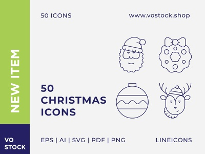 50 Christmas Icons celebrate line icon simple icon symbol pictogram deer santa outline icons outline symbols pictograms icons christmas icons christmas