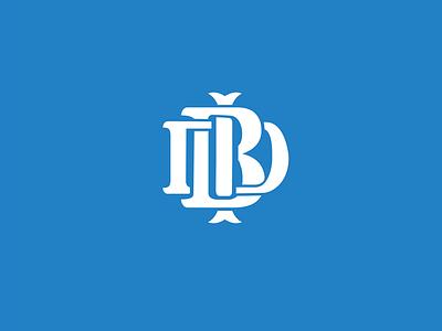 BID Monogram branding vector design typography brand identity logo logo design id monogram