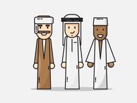 Arab Characters