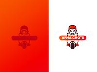"""""""Apna Chotu"""" Logo"""