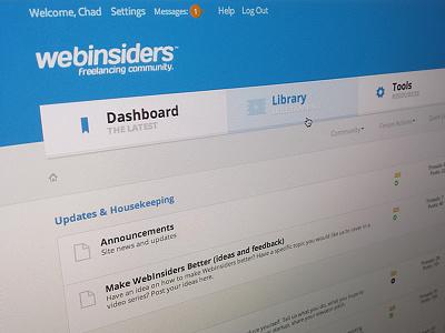 Forum UI Design forum ui ui design menu navigation