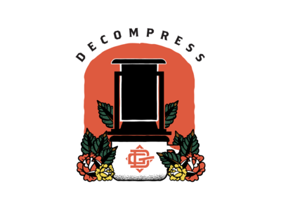 Decompress Shirt for Daily Grind Provisions Co.