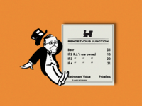 Monopoly Illustration