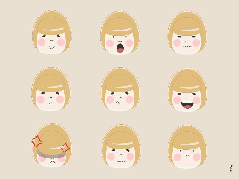 Eggy Emoji