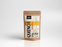 Quinoa Seeds 6
