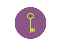 Icons and Colors: {11} Kiwi Key