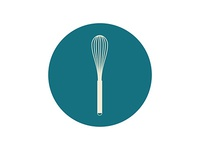 Icons and Colors: {05} Eggshell Eggwhisk