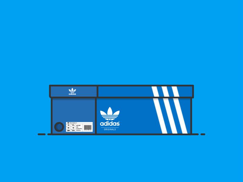adidas originals box   Great Quality