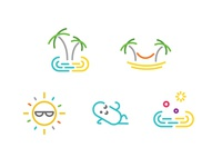 Chillpill icons