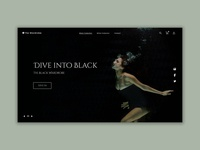 Dive In Black
