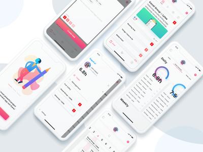 Taskee - Product management app