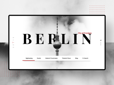 Visit Berlin - New page