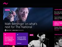 Noisic.co.uk - Music Platform