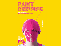 Belfast School of Art Annual Show '14 '6 Sheet'