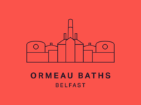 Ormeau Baths Branding