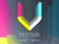 V Festival Rebrand