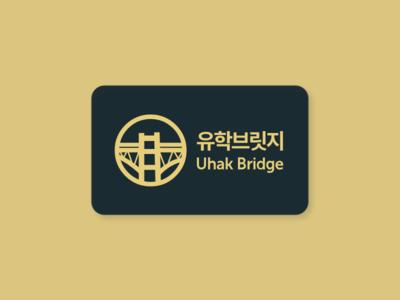 Logo and Palette for Uhak Agency