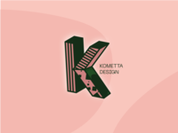 Logo Redo For Kometta Design