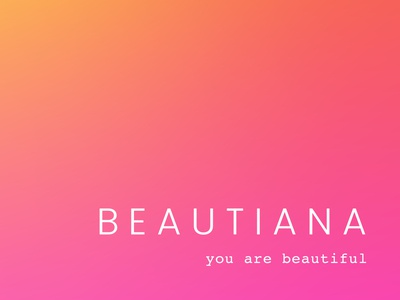 Final Beautiana logo