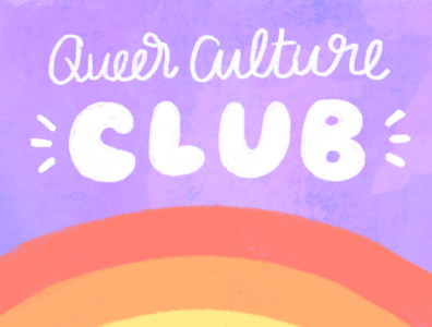 Queer Culture Club: Logo Variation