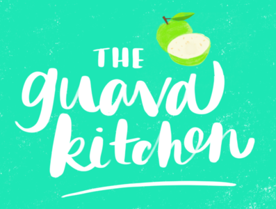 The Guava Kitchen (Teal)