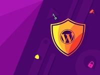 wordpress security banner