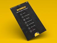 Jumbo side menu