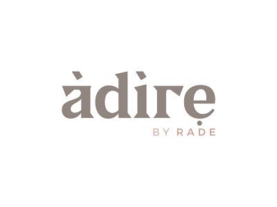 adire by RADE - Wordmark uiux customtype art pattern african designs fashion adire typeface wordmark lettermark design typography logo minimal branding