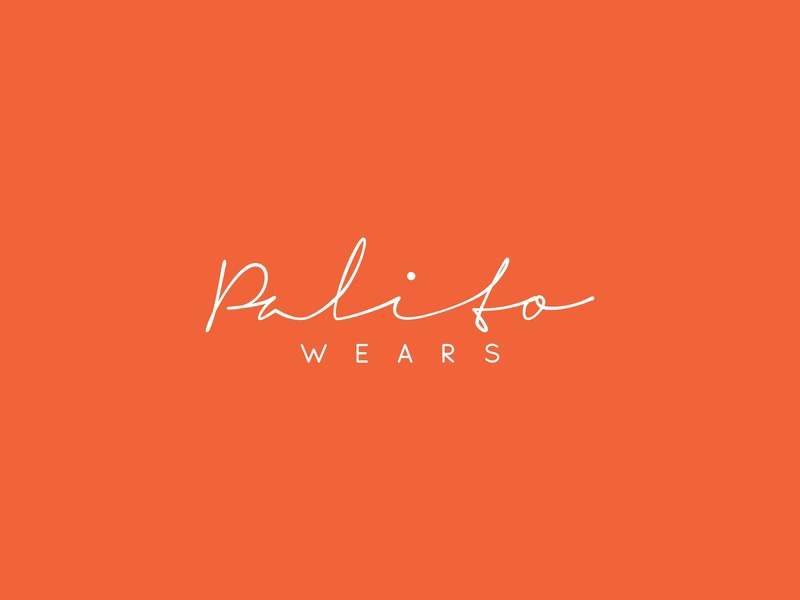 Palito Wears graphicdesign ecommerce store fashion ux ui lettering identity minimal logo branding typography signature