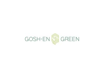Gosh-en Green Logo