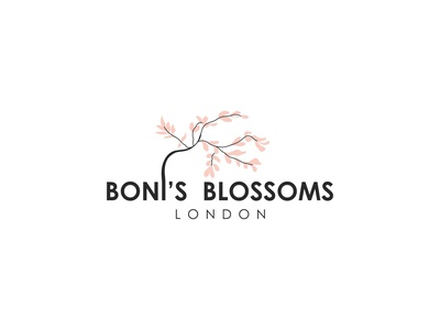 Boni's Blossoms Logo