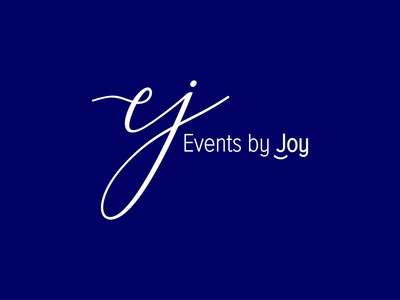 Events by Joy Logo