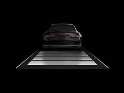 Lincoln Lane-Keeping (ADAS) self driving 3d car lane keeping autonomous car car hmi design automotive interactive interface ui